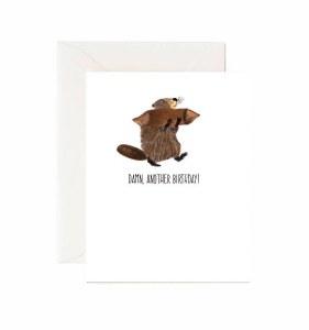 Jaybee Designs Damn Another Birthday Card
