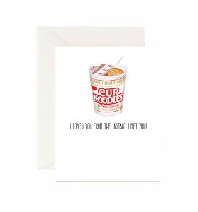 Jaybee Designs Instant Love Card