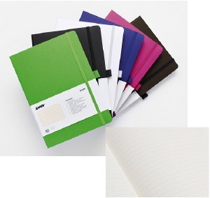 Lamy Notebook- A5 Soft Cover