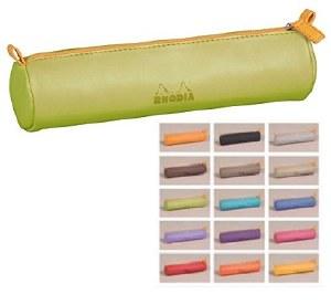 Rhodia Rhodiarama Round Pencil Case