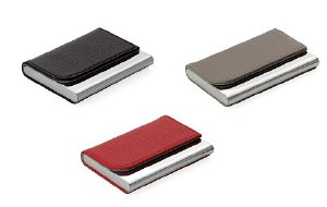 Snap Business Card Case