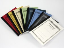 Apica CD10 Notebook- A6