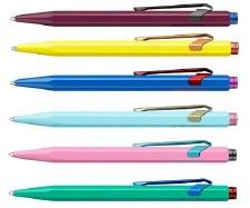 Caran D'Ache 849 Ballpoint Pen Claim Your Style Ltd Edition Collection