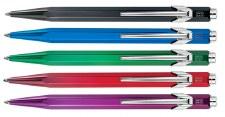 Caran D'Ache 849 Office Metal Ballpoint Pen Metallic Finish