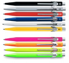 Caran D'Ache 849 Office Metal Ballpoint Pen