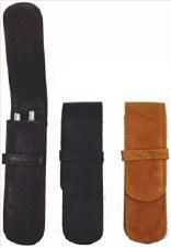 Leather Pen Case- 2 Pens