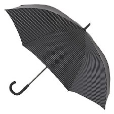 Fulton Knightsbridge Walking Umbrella in City Stripe