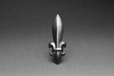 Batle Studios Graphite Object- Fleur de Lys