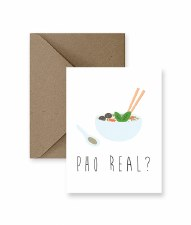 IM PAPER Pho Real? Card