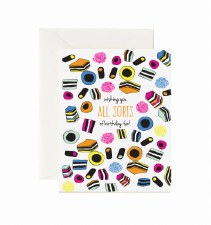 Jaybee Designs Allsorts Of Fun Birthday Card