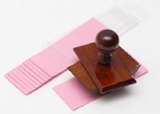 J. Herbin Pink Blotter Refills- 10 per package
