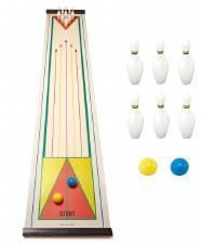 Kikkerland Desktop Bowling