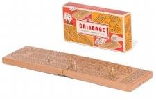 Kikkerland Cribbage Game