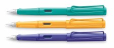 Lamy Safari Rollerball Pen in Limited Edition Candy Collection
