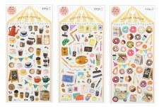 Midori Sticker Marche Stickers