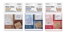 Midori Sticky Notes- 3 Types of Paper