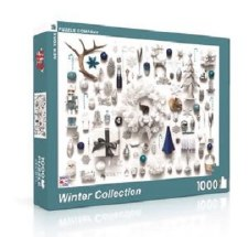 New York Puzzle Co. THe Winter Collection