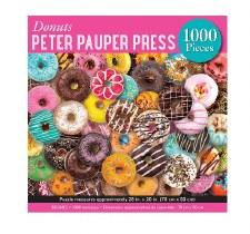 Peter Pauper Press Donuts Puzzle