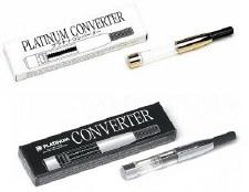 Platinum Fountain Pen Converter