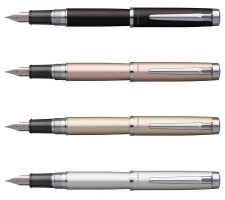 Platinum Procyon Fountain Pen- Luster Collection