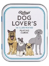 RIdley's Games Dog Lovers Playing Cards