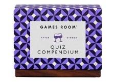 Ridley's Games Compedium Quiz Game
