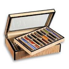 Venlo Company 20 Pen Box in Blond
