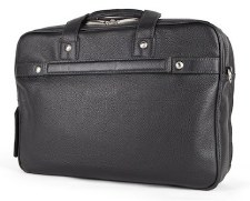 Bosca Stringer Briefcase- Tribeca Collection