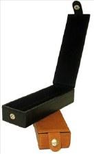 Leather Pen Box- 2 Pens