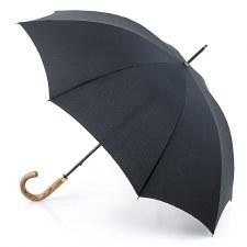 Fulton Commissioner Walking Umbrella with Elmwood Handle