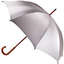 Fulton Kensington Walking Umbrella in Dove