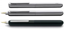 Lamy Dialog 3 Fountain Pen in Black and Palladium
