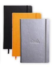 Rhodia Classic Webnotebook- A5 Lined