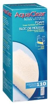 Aqua Clear Foam Filter Insert 60-110 Gallon