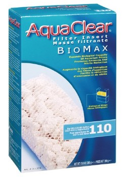 Aqua Clear Bio Max Filter Insert 60-110 Gallon