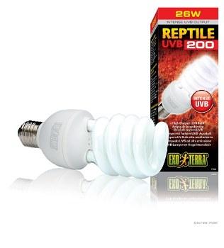 Reptile UVB 200 Intense 26W