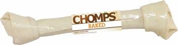 Premium Pork Chomps 20 Inch Baked Pork Skin Knot Bone