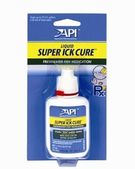 Liquid Super Ick Cure 1.25 oz