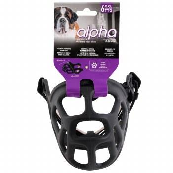 Alpha Muzzle, Black, XXLarg