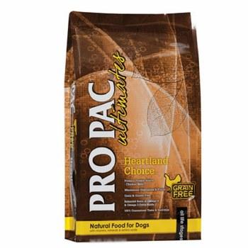 Pro Pac Ultimates Heartland Choice Chicken and Potato Grain Free Dry Dog Food 28lb