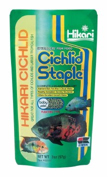 Hikari Cichlod Staple Baby 2oz