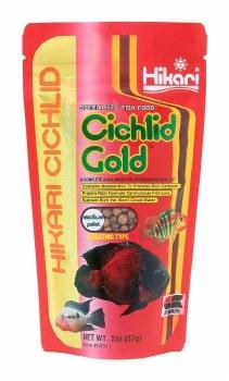 Cichlid Gold Medium 2 oz