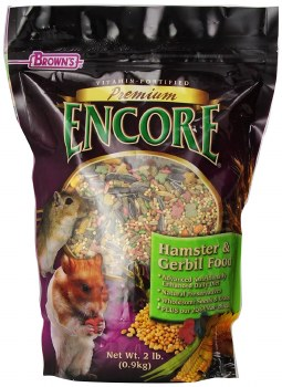 Browns Premium Encore Hambster and Gerbil Food 2lb