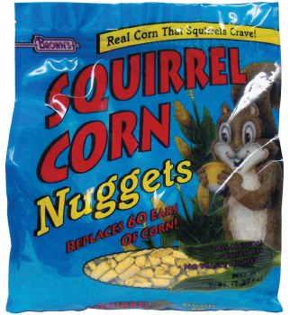 Browns Squirrel Corn Nuggets 5lb