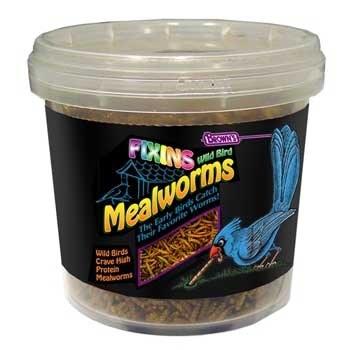 Browns Garden Chic Wild Bird Dried Mealworms 3oz