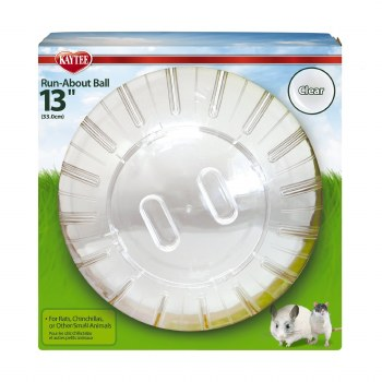 Run About Ball Clear 13 Inch