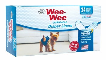 Diaper Garment Pads 24ea