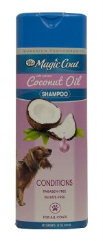 Coconut Oil Shampoo 16oz