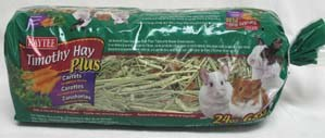 KT Timothy Hay Carrot 24oz.