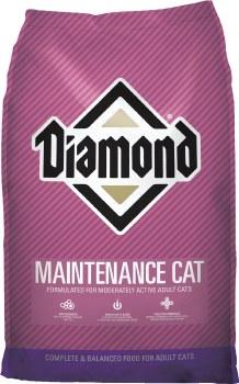 Diamond Maintenance Formula Adult Dry Cat Food 6lb